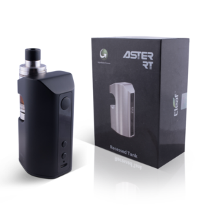 eleaf aster rt kit-switch e-cigarette